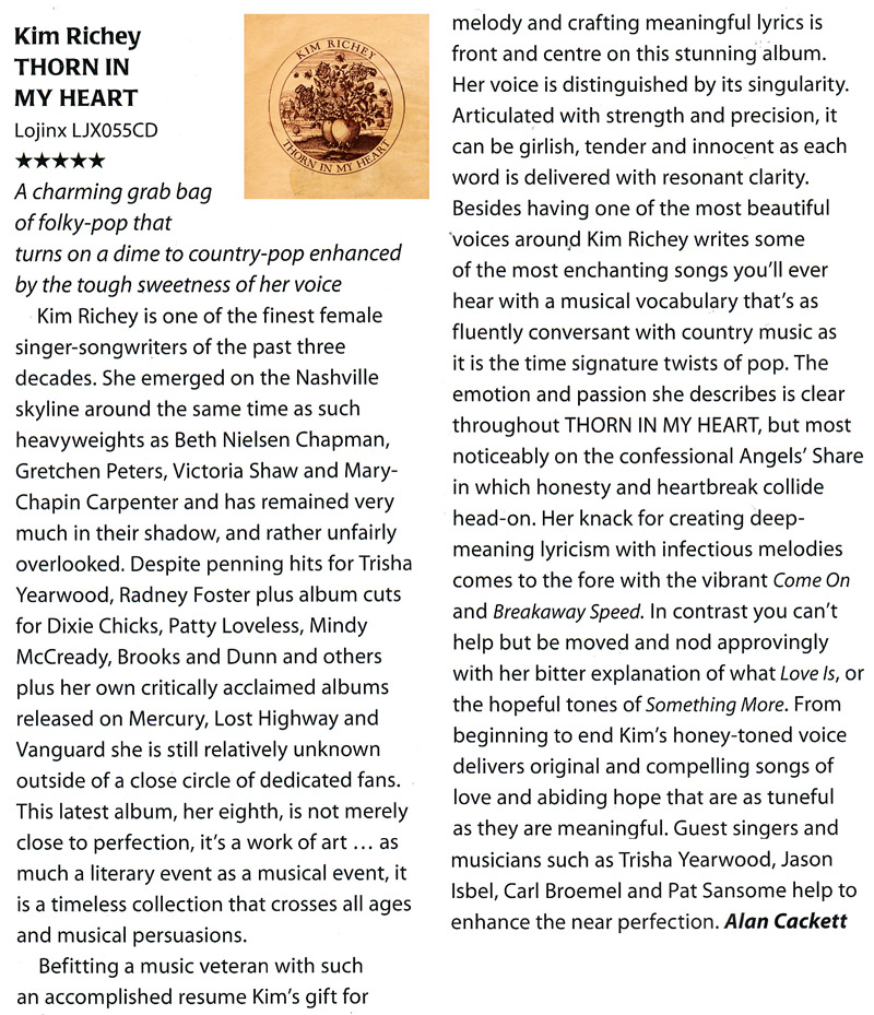 Lyric my darling wilco lyrics : country routes news: Country Bites News snippets April 8 - April ...